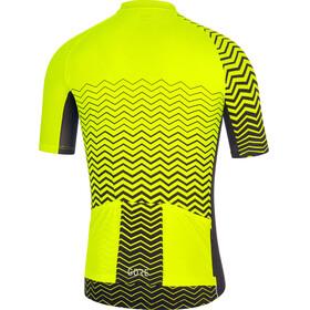 GORE WEAR C3 Jersey Men neon yellow/black